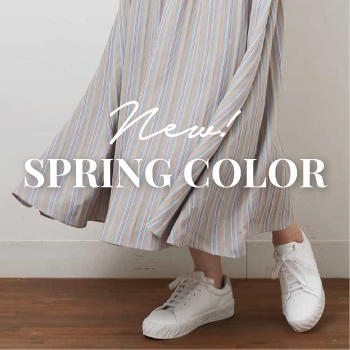 NEW SPRING COLOR